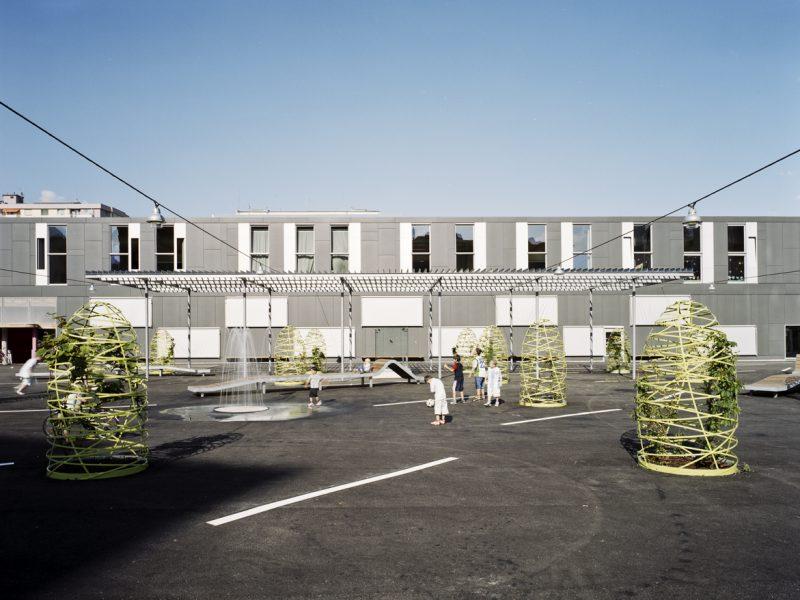 idealice_Centrum Odorf (Foto: Schaller)
