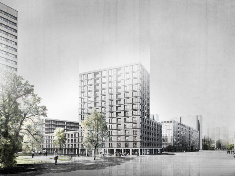 idealice_Berlin-Mitte_(Visualisierung: Alles Wird Gut Architekten)