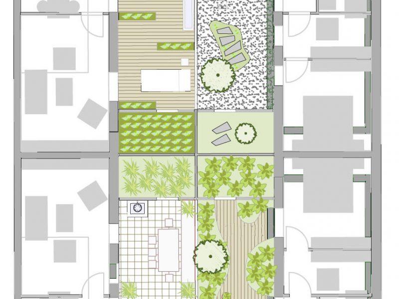 idealice_In der Wiesen Süd_Bauplatz 9_Innenhöfe